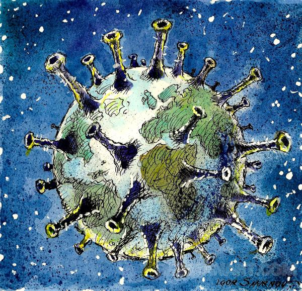 Russia--Igor Smirnov--地球危机.jpg