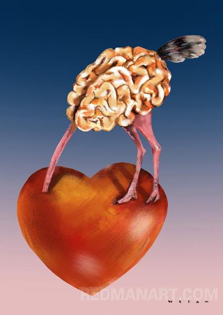 heart and brain - Wesam Khalil- Egypt.jpg