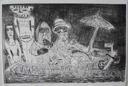'Boat trip'. Stephen Mumberson.jpg
