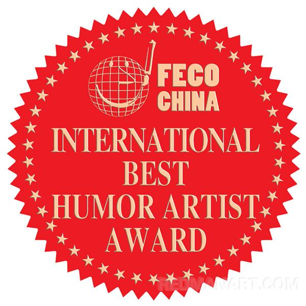 INTERNATIONAL BEST HUMOR ARTIST AWARD 2018.jpg