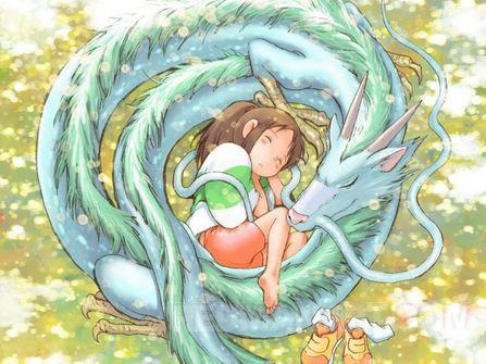 宫崎骏的最新作品 悬崖上的金鱼姬 在美国公映