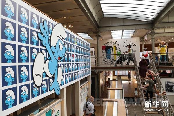 比利时漫画中心博物馆 (2).jpg